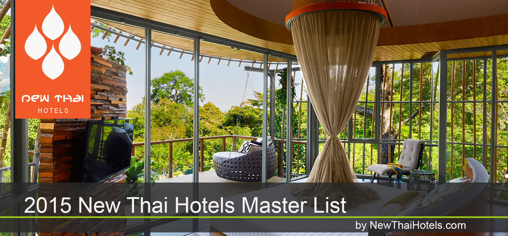 New Hotels in Thailand 2015