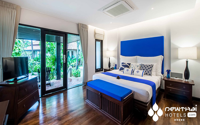 Guestroom at akyra Beach Club Phuket