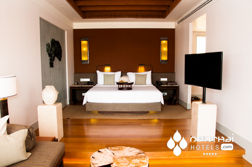 Guestroom at Amatara Resort & Wellness