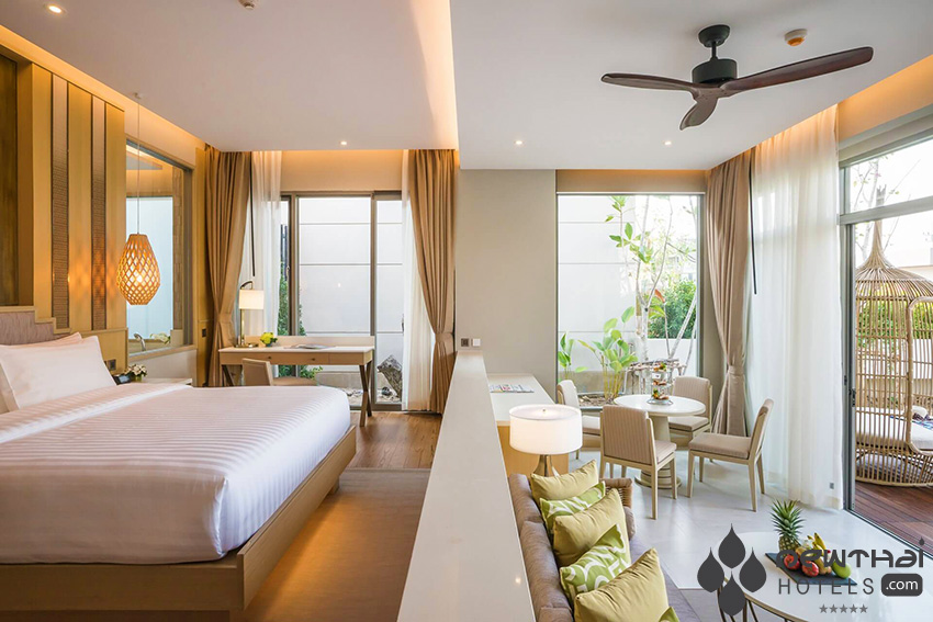 guest villa at Ananda Hua Hin Resort Villas and Spa