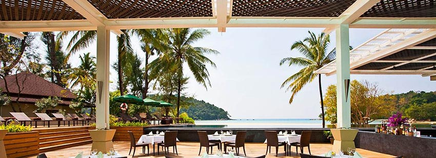 Mayan Blue Club at Anantara Layan Phuket
