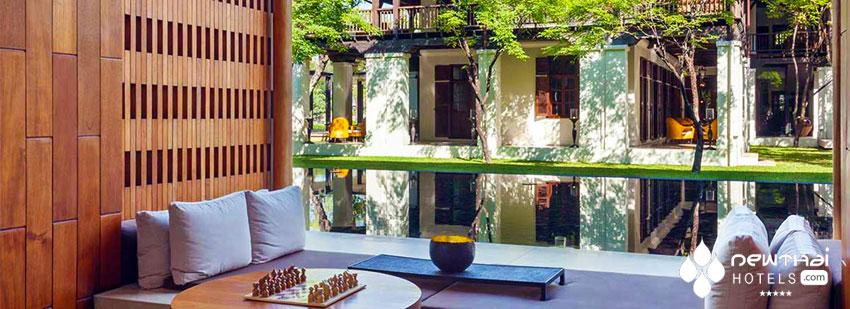 Anantara Chiang Mai Lobby Lounge