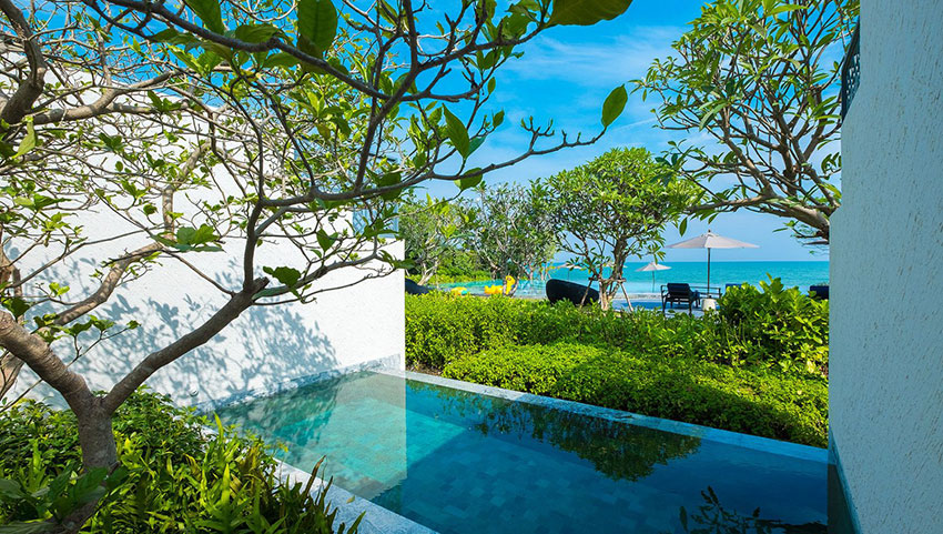 Pool Villa at Baba Beach Club Hua Hin - Cha Am Luxury Hotel by Sri Panwa