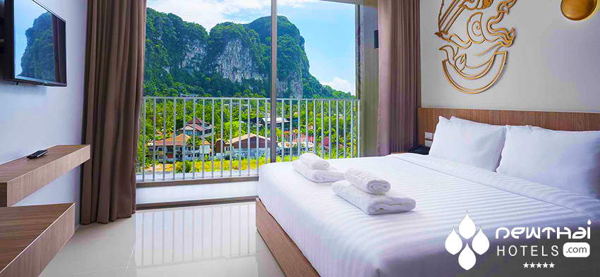 Centara Phu Panno Krabi Superior Pool view room