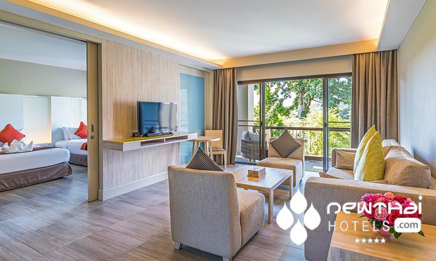 Suite at Chatrium Gold Resort Soi Dao Chantaburi
