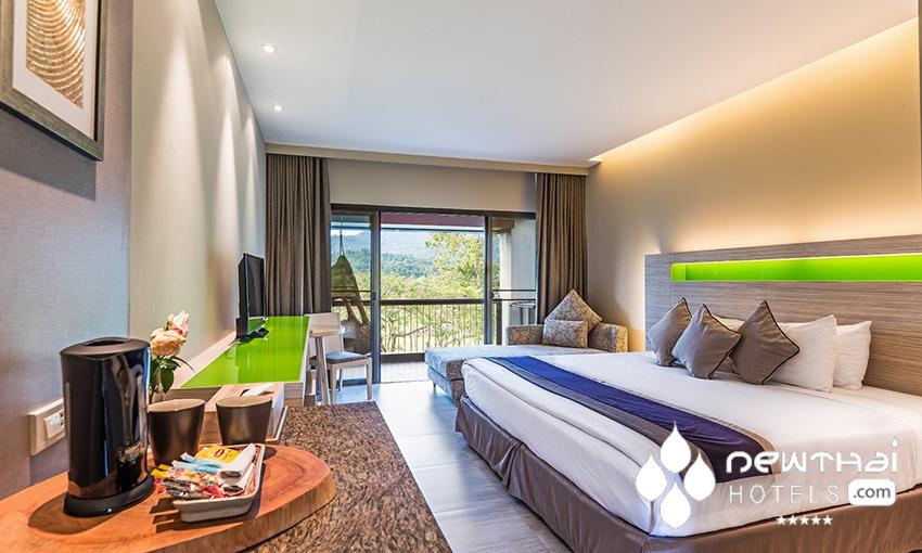 Deluxe King at Chatrium Gold Resort Soi Dao Chantaburi