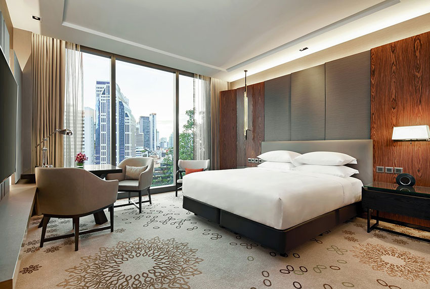 Hyatt Regency Bangkok Sukhumvit King Room