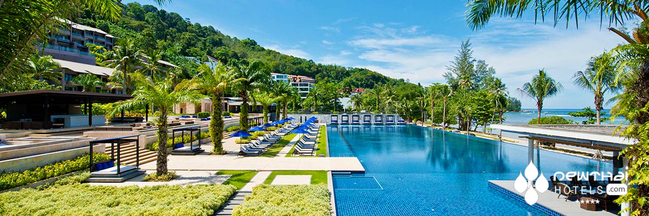 Hyatt Regency Phuket Pool