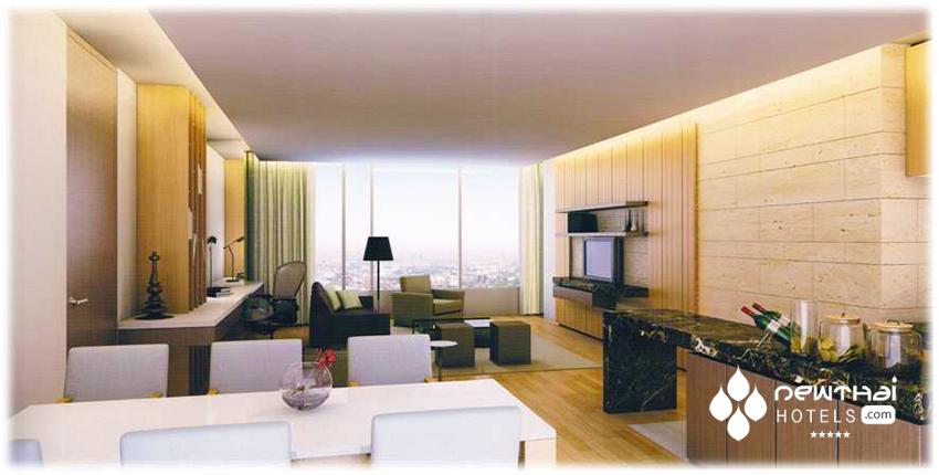 Lancaster Bangkok 1 bedroom apartment
