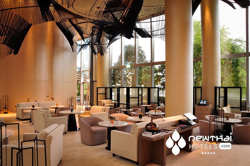 The Living Room at The Park Hyatt Bangkok