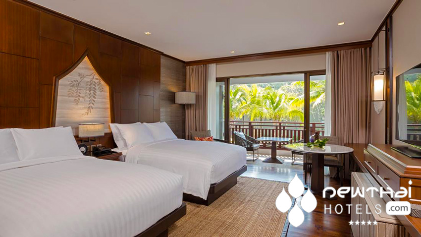 Phuket Marriott Resort and Spa Nai Yang Beach guestroom