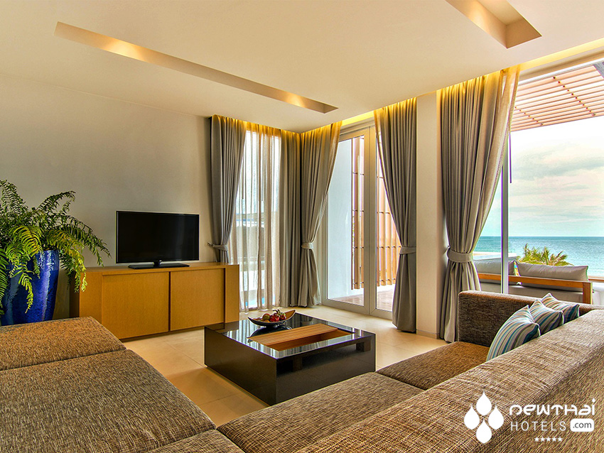 One bedroom Suite at Radisson Blu Hua Hin