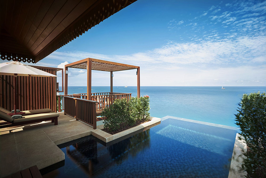 The Ultimate Pool Villa at The Ritz Carlton Ko Samui
