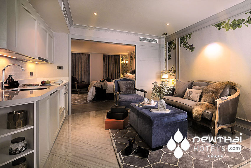 One bedroom apartment at Salil Hotel Sukhumvit 57