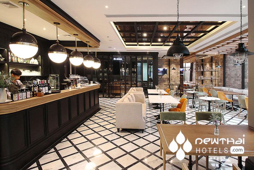 Restaurant at Salil Hotel Sukhimvit 57 Bangkok