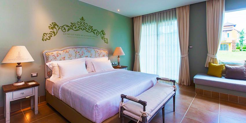 Superior guest room at U Hotel Khao Yai