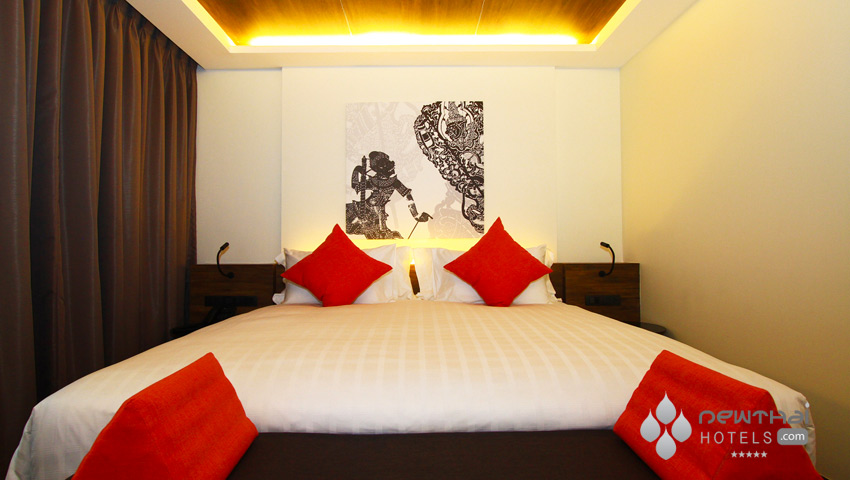 Superior room at U Sukhumvit Bangkok