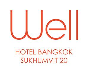 Well Hotel Bangkok logo