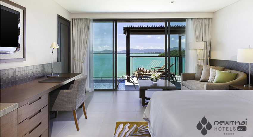Rooms at Westin Siray Bay
