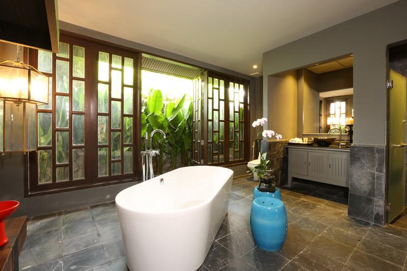 Bath at X2 Phuket Oasis Villa