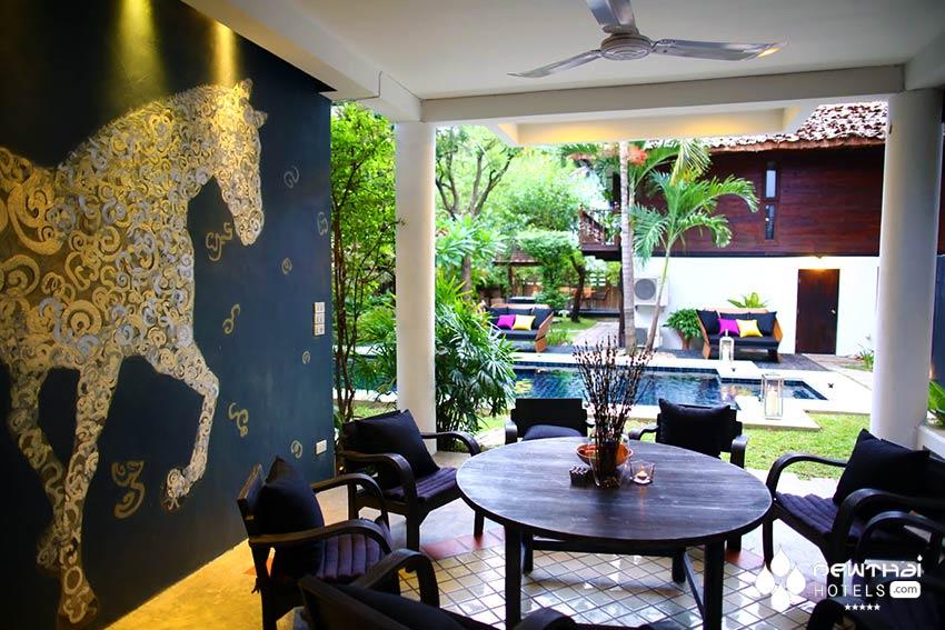 X2 Chiang Mai pool villa