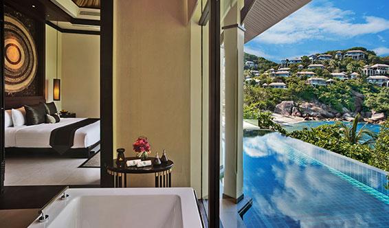 Pool Villa at Banyan Tree Samui