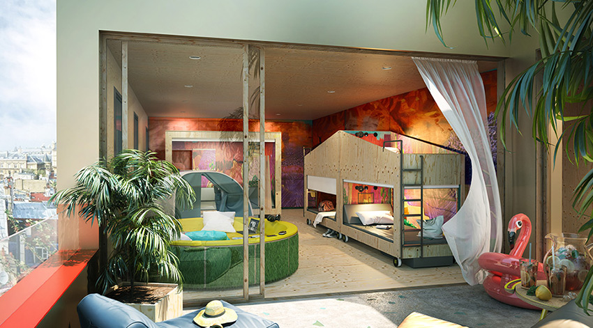 Accor Introduces Co Living Hotel Concept With New Brand New Thai