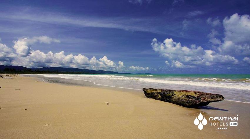 Laem Pakarang Beach at Khaolak Southsea Hotel