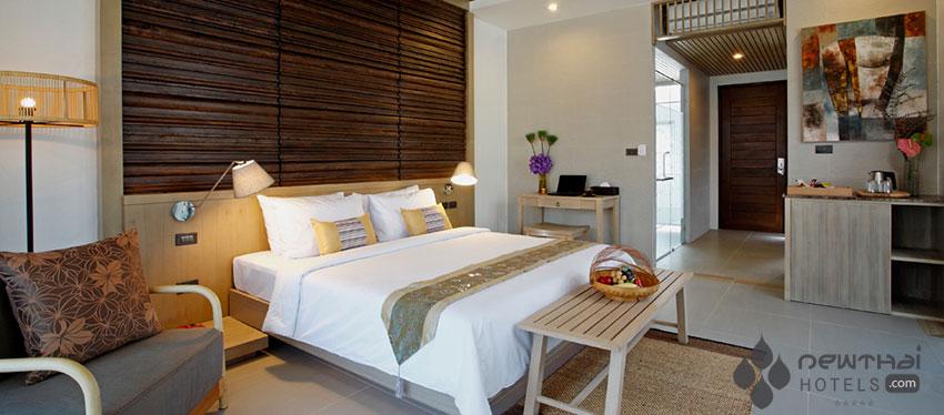 Mandarava Phuket Guestroom