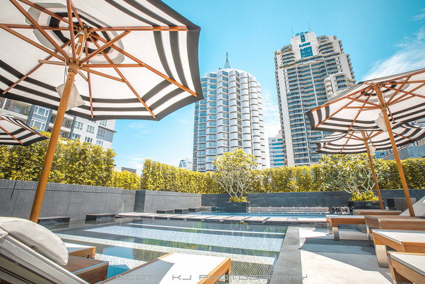 Moevenpick Hotel Suhumvit 15 Bangkok pool