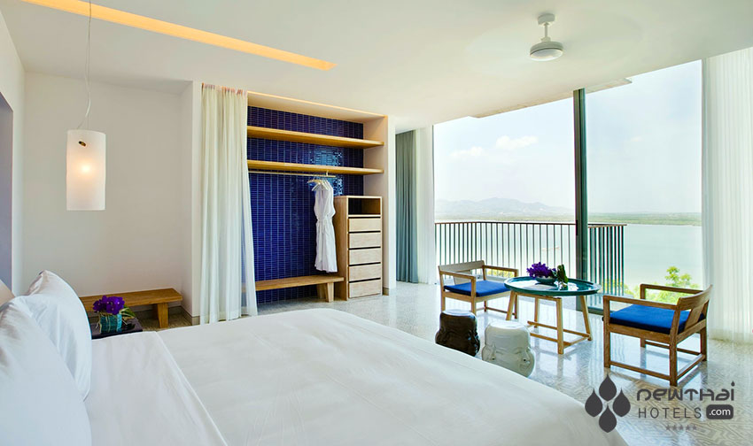 Verandah Room at Point Yamu by Como