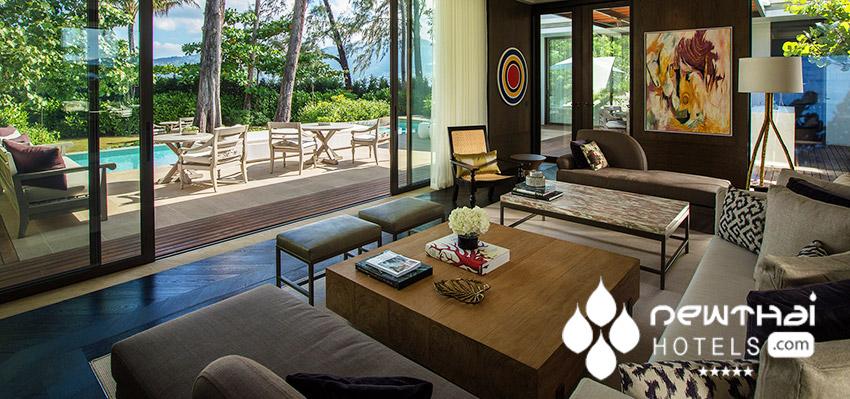 Beach House at Rosewood Phuket
