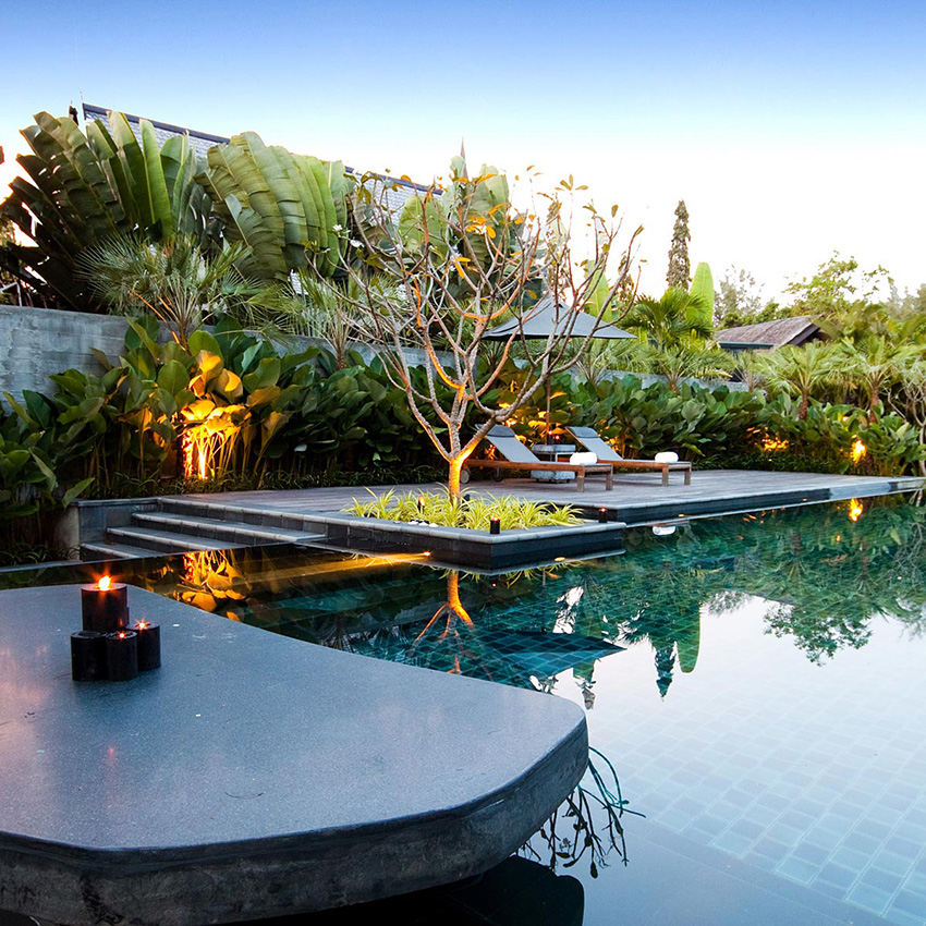Private Pool VIlla at The Slate Phuket