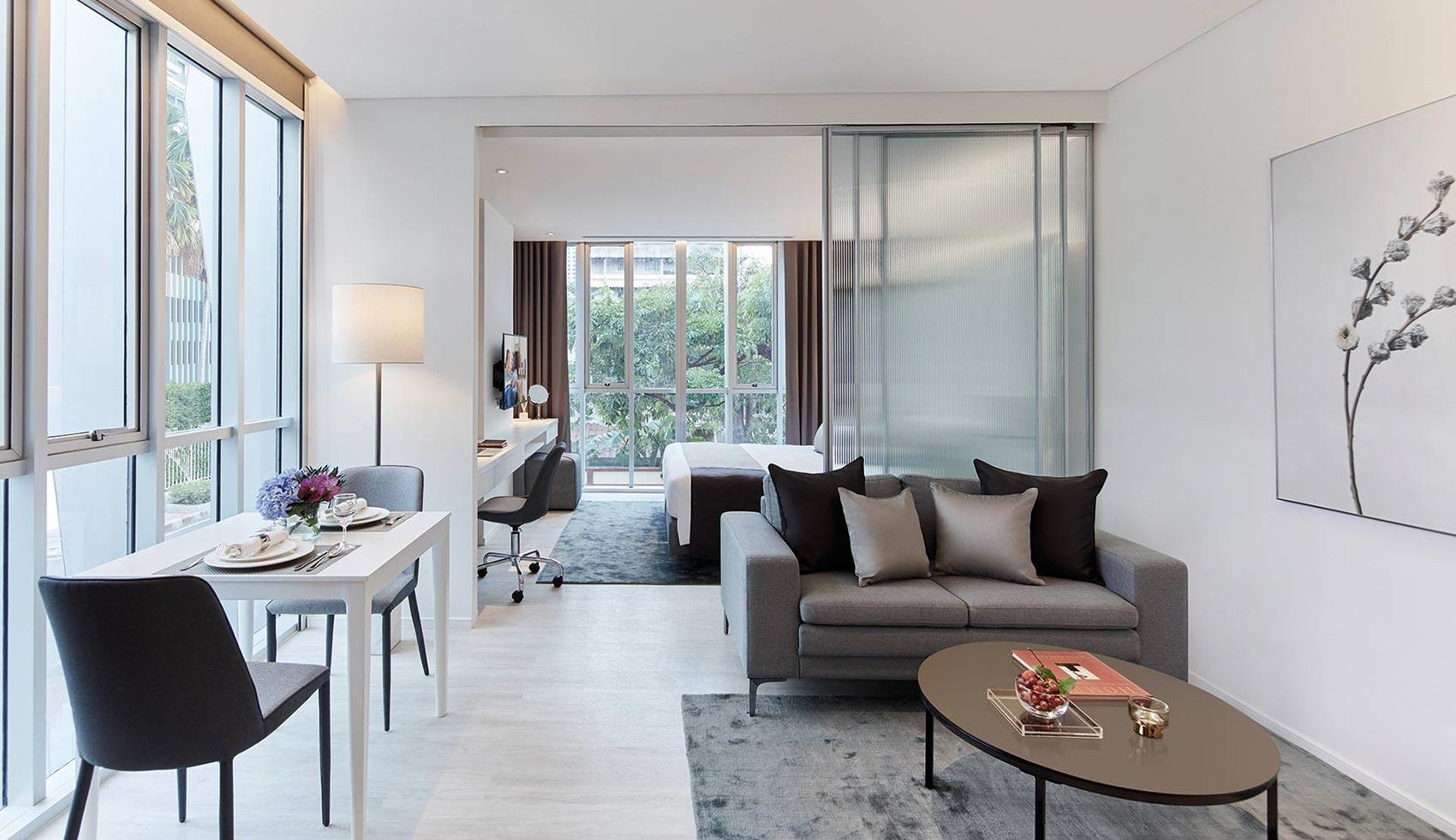 Somerset Maison Asoke 1 bedroom executive apartment