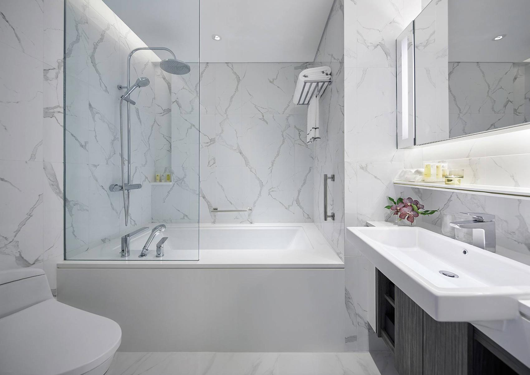 Somerset Maison Asoke bathroom