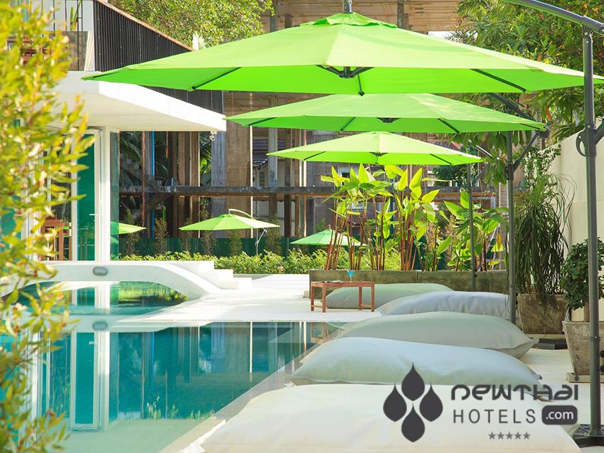 Wabi Sabi Phuket pool